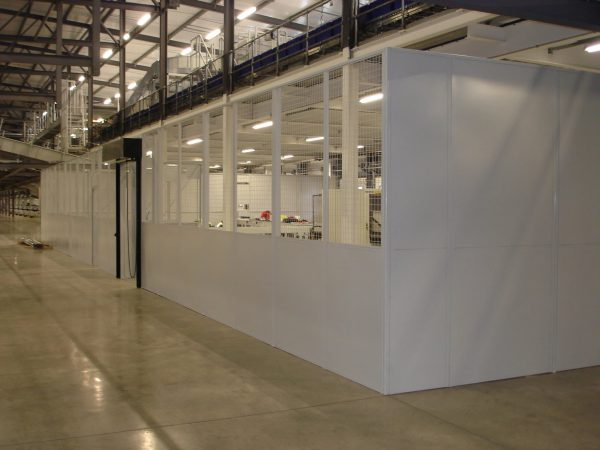 bespoke partition office